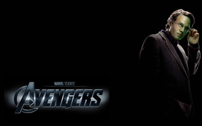 Bruce Banner  - The Avengers wallpaper