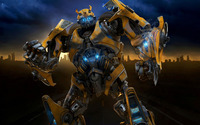 Bumblebee - Transformers [3] wallpaper 1920x1200 jpg