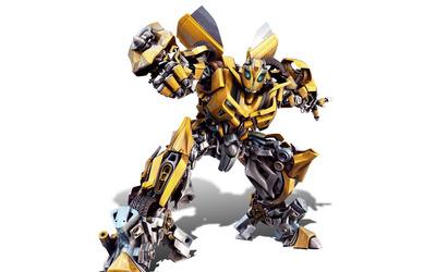 Bumblebee - Transformers [8] wallpaper