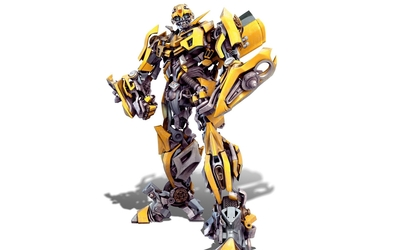 Bumblebee - Transformers [6] wallpaper