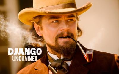 Calvin Candie - Django Unchained wallpaper