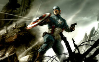 Captain America: The First Avenger wallpaper 1920x1200 jpg