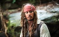Captain Jack Sparrow - The Pirates of the Caribbean [2] wallpaper 1920x1200 jpg