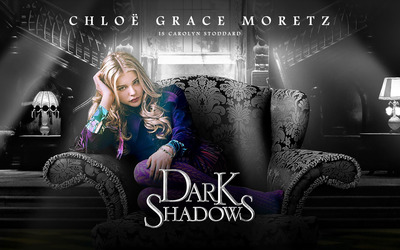 Carolyn Stoddard - Dark Shadows wallpaper