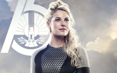 Cashmere - The Hunger Games: Catching Fire wallpaper