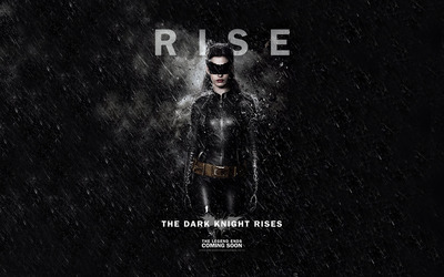 Catwoman - The Dark Knight Rises [2] wallpaper