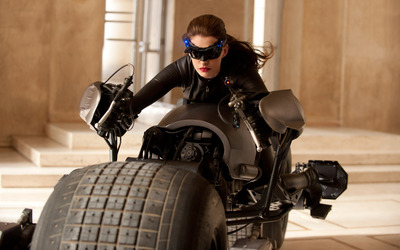 Catwoman - The Dark Knight Rises [3] wallpaper