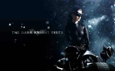 Catwoman - The Dark Knight Rises wallpaper