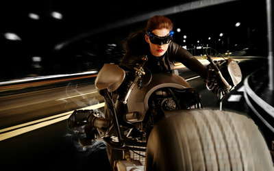 Catwoman - The Dark Knight Rises [4] wallpaper