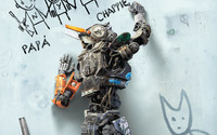 Chappie wallpaper 2880x1800 jpg