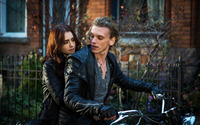 Clary and Jace - The Mortal Instruments: City of Bones [2] wallpaper 2880x1800 jpg