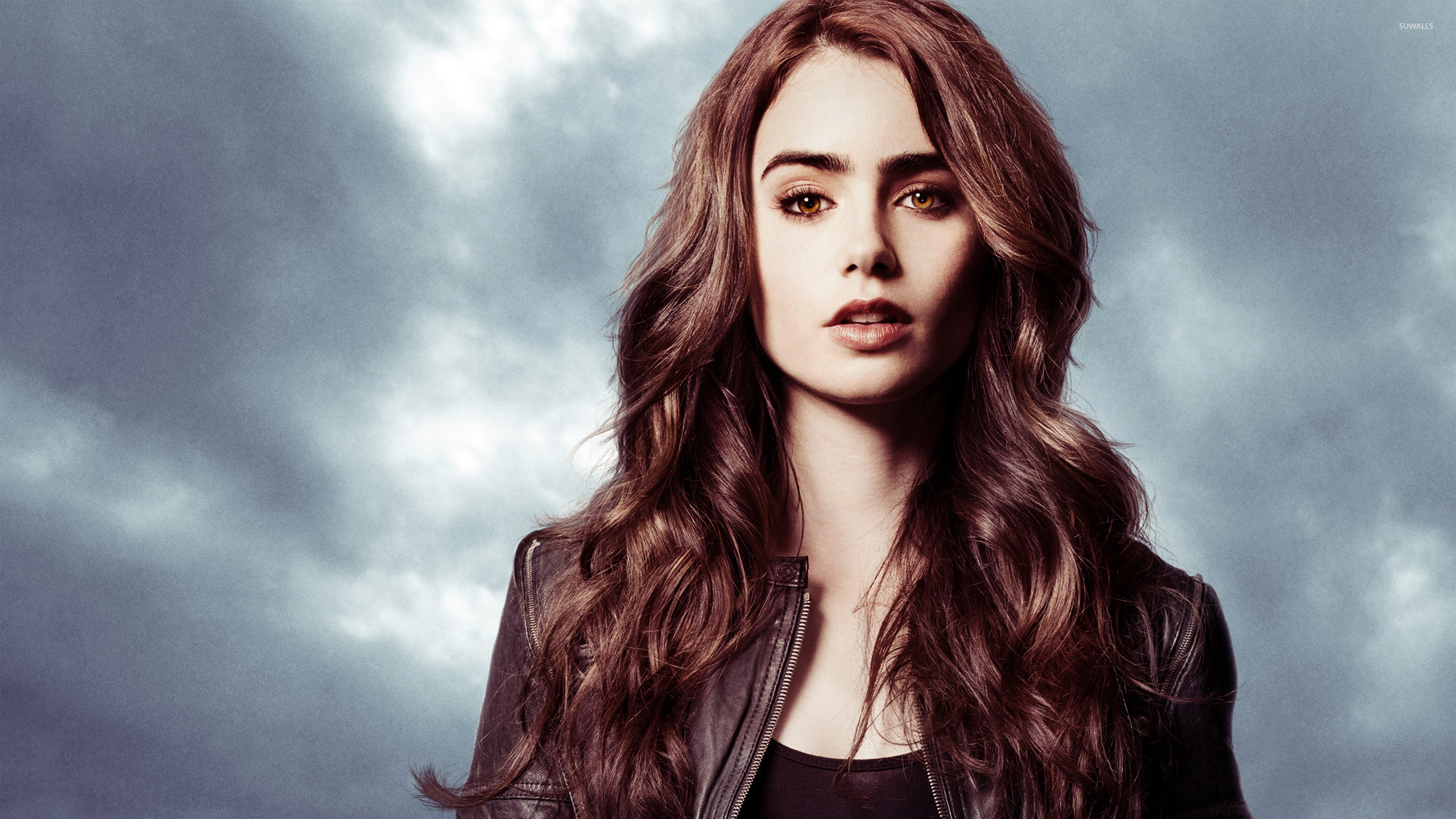 Clary - The Mortal Instruments: City of Bones wallpaper ...
