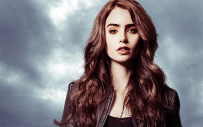 Clary - The Mortal Instruments: City of Bones wallpaper