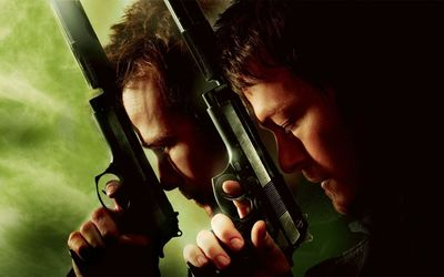 Connor MacManus and Murphy MacManus - The Boondock Saints wallpaper