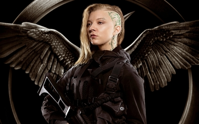 Cressida in The Hunger Games: Mockingjay - Part 1 wallpaper