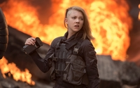 Cressida - The Hunger Games: Mockingjay wallpaper 3840x2160 jpg
