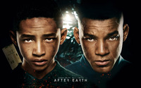 Cypher Raige and Kitai Raige - After Earth [2] wallpaper 2880x1800 jpg