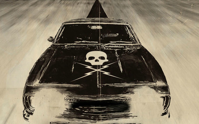 Death Proof wallpaper