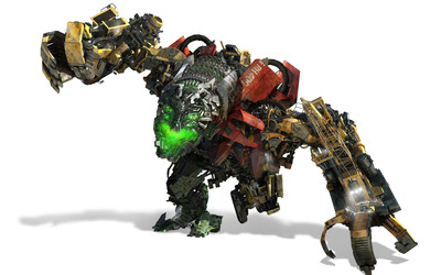 Devastator - Transformers wallpaper