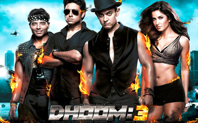 Dhoom 3 wallpaper