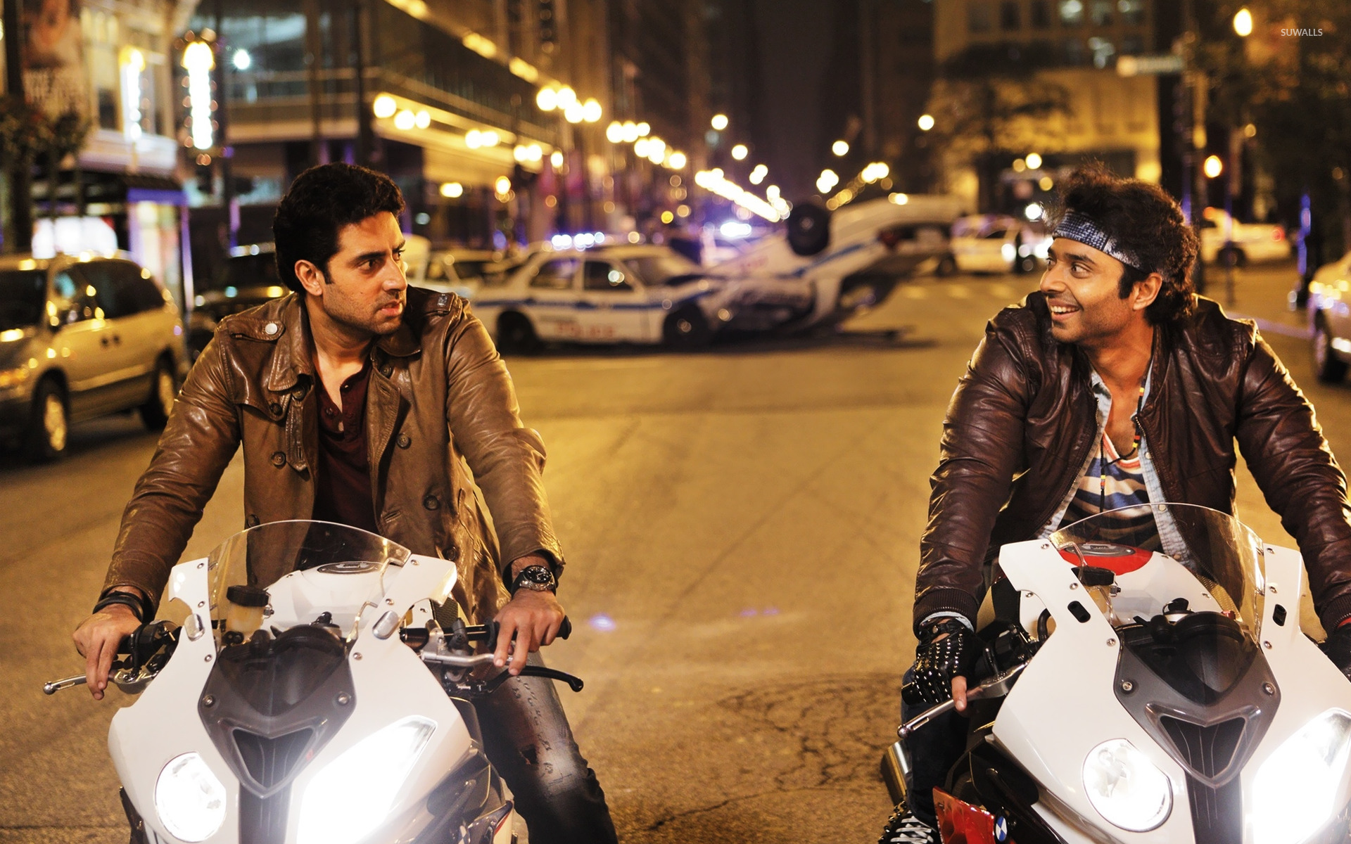 dhoom 3 [2] wallpaper - movie wallpapers - #26278