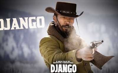 Django Unchained [4] wallpaper