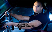 Dominic Toretto - Fast & Furious 6 [2] wallpaper 1920x1080 jpg