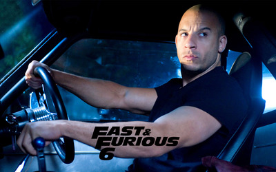 Dominic Toretto - Fast & Furious 6 [2] wallpaper
