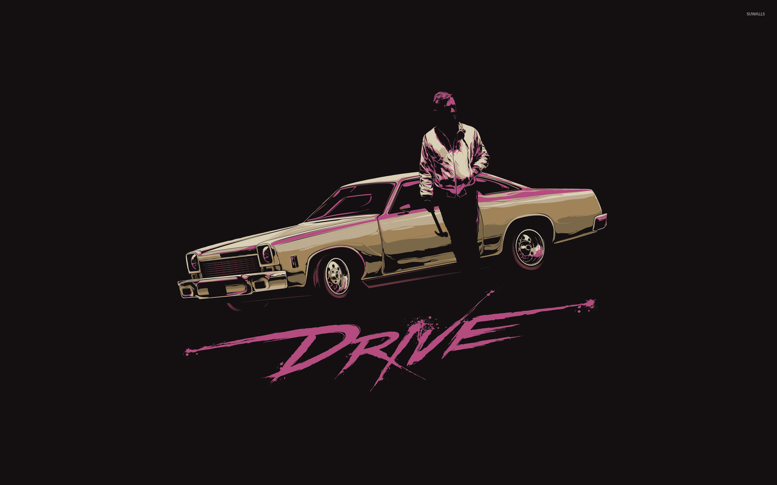 drive movie wallpaper images -#main