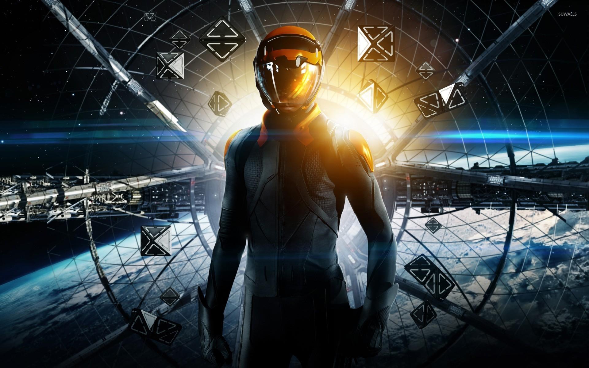 Ender Wiggin - Ender's Game wallpaper - Movie wallpapers ...