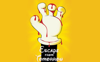 Escape from Tomorrow wallpaper 2560x1440 jpg