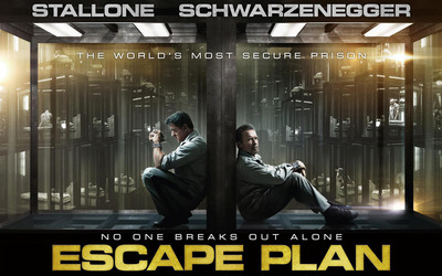 Escape Plan wallpaper