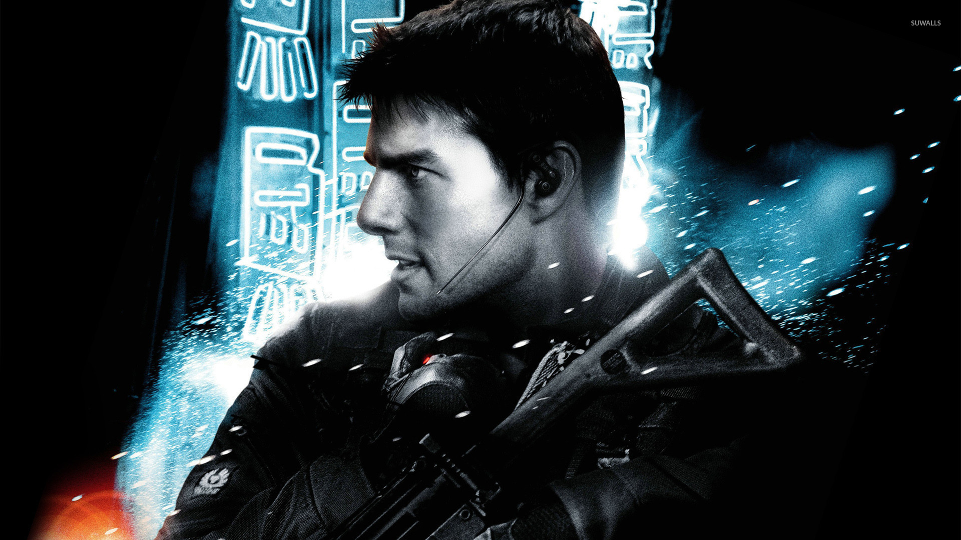 Ethan Hunt Mission Impossible 2 Wallpaper Movie Wallpapers 29165