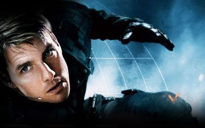 Ethan Hunt - Mission Impossible wallpaper