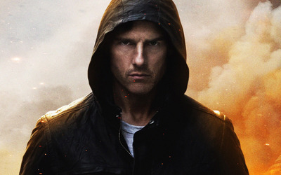 Ethan Hunt - Mission Impossible - Ghost Protocol wallpaper
