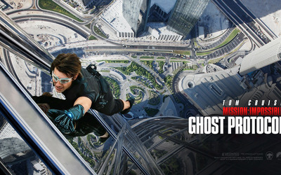 Ethan Hunt - Mission Impossible - Ghost Protocol [2] wallpaper