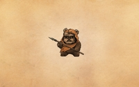 Ewok wallpaper 1920x1200 jpg