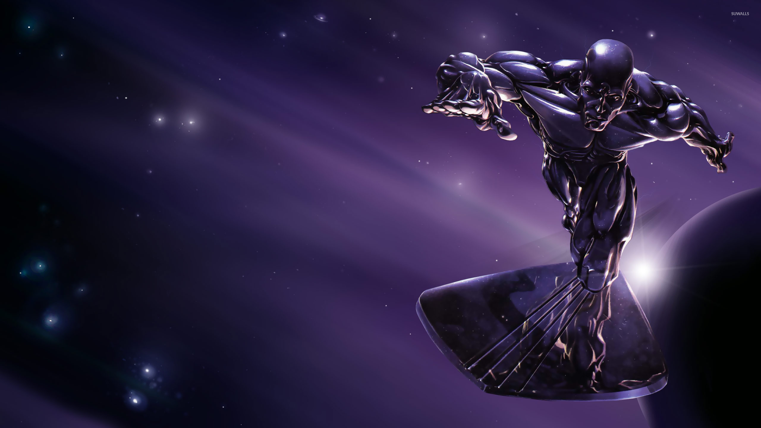 Fantastic 4 Rise Of The Silver Surfer Wallpaper