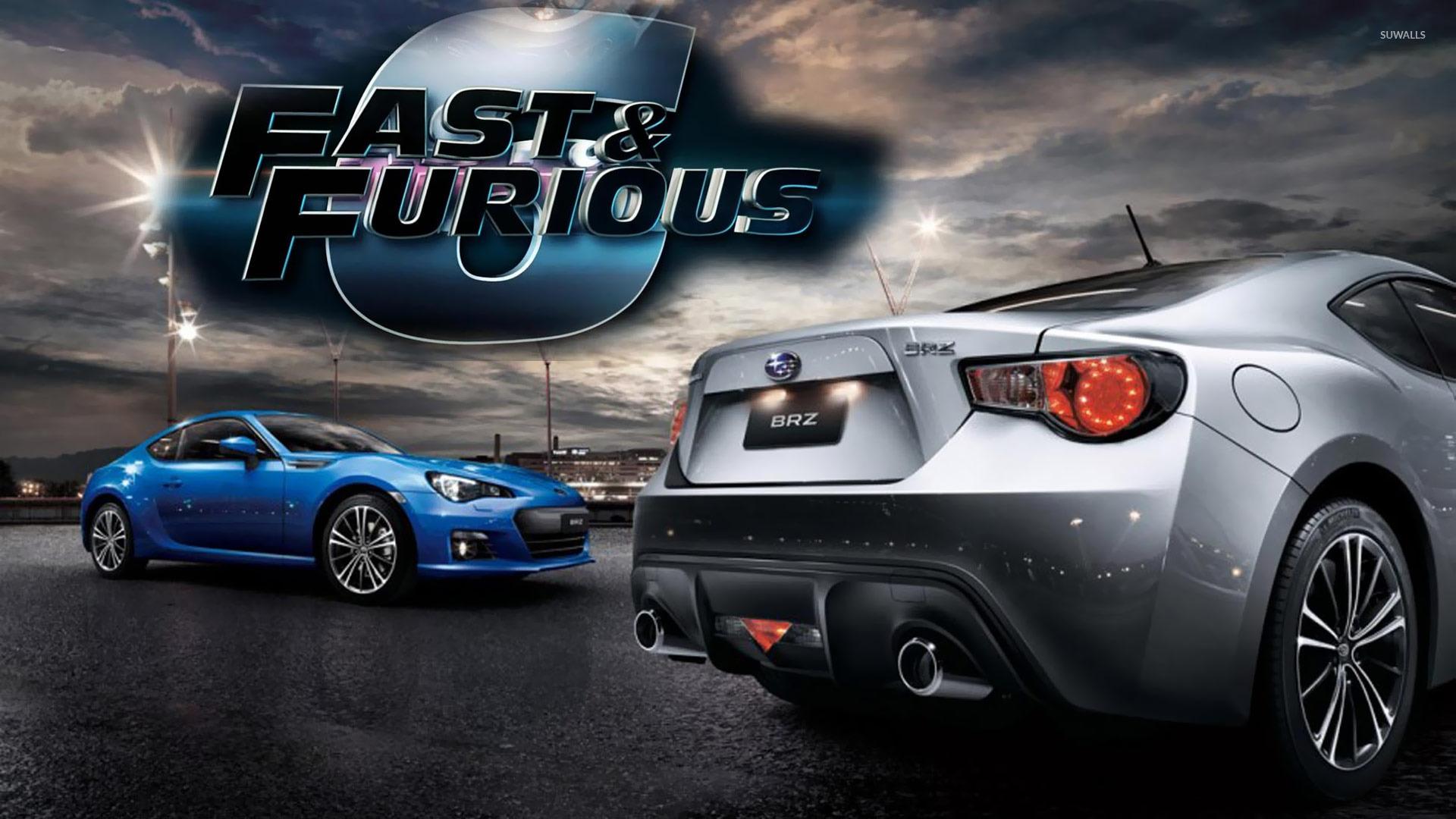 Fast & Furious 6 [2] wallpaper