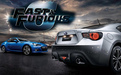 Fast & Furious 6 [2] wallpaper