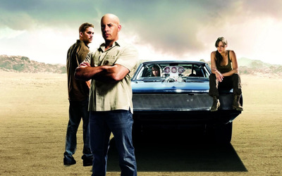 Fast & Furious 6 [3] wallpaper