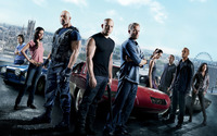 Fast & Furious 6 wallpaper 2880x1800 jpg
