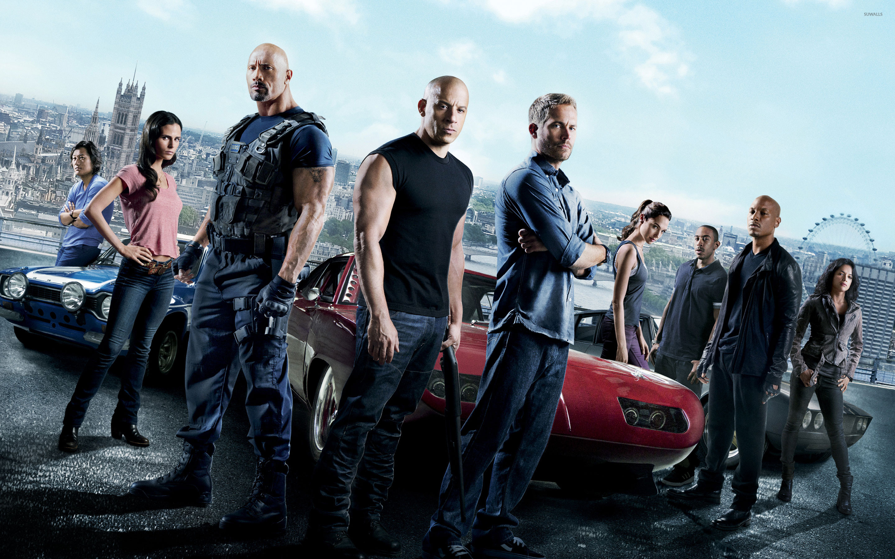 Fast Furious 6 Wallpaper Movie Wallpapers 20650