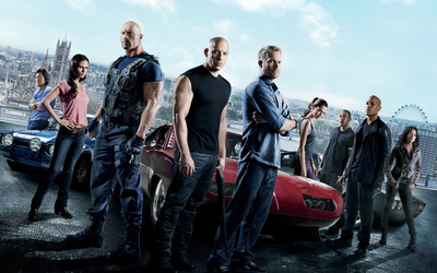 Fast & Furious 6 wallpaper