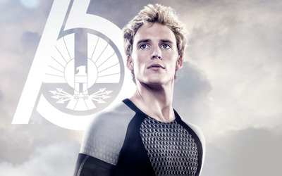 Finnick Odair - The Hunger Games: Catching Fire wallpaper