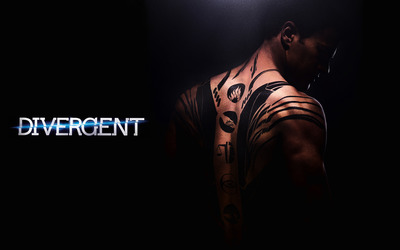Four - Divergent wallpaper