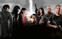 G.I. Joe: Retaliation [3] wallpaper 2560x1440 jpg