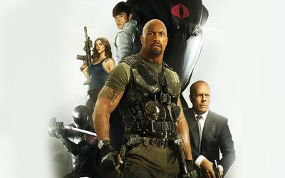 G.I. Joe: Retaliation wallpaper