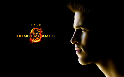 Gale Hawthorne - The Hunger Games wallpaper