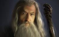 Gandalf - Lord of the Rings wallpaper 1920x1200 jpg